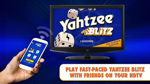 YAHTZEE Blitz Big Screen