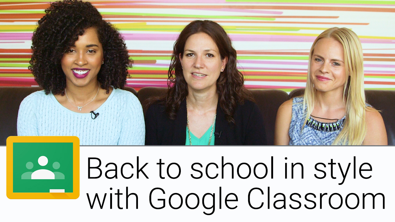 The Apps Show - Back to School with Google Classroom