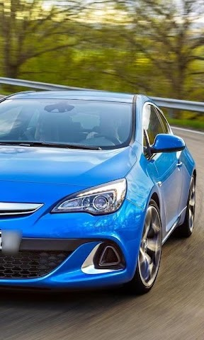 android Wallpapers Opel Astra OPC Screenshot 0