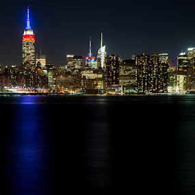 The Empire State Building by Stephen Majchrzak - Buildings & Architecture Office Buildings & Hotels