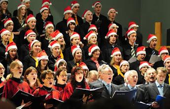 Photo: Weihnachtskonzert Rostock 2009