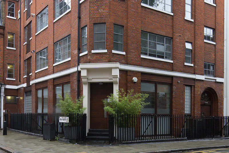 Exterior of Holborn One Serviced Apartments