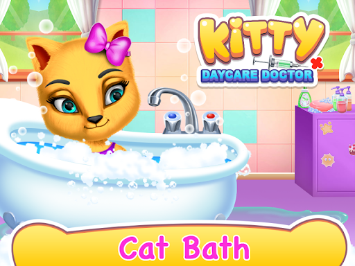 Fluffy Kitty Daycare - Animal Pet Salon & Caring ss1