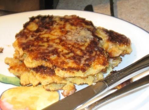 Bread Cakes Recipe