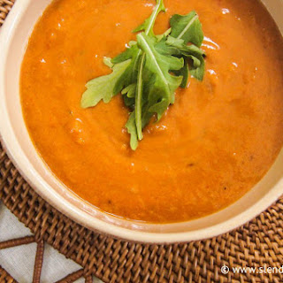 Sunday Slow Cooker: Creamy Chipotle Tomato Soup