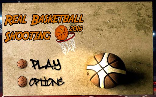 Real Basketball Shooting 2016