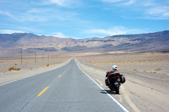 Photo: SR 190 on the way to Death Valley