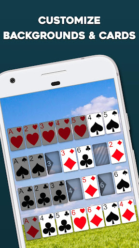 Addiction Solitaire - screenshot