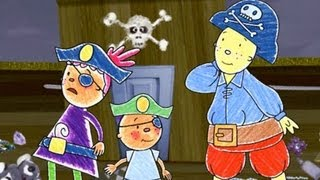 Tyler Dinky Doo and the Pirate Crew/Pinky Dinky Doo and the Missing Dinosaurs