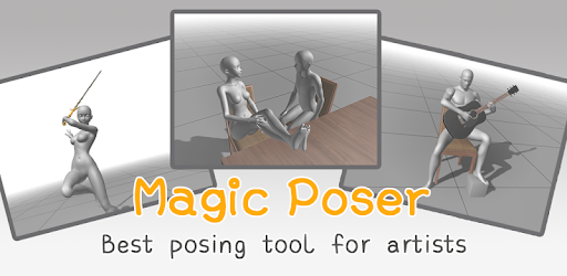 Magic Poser app (apk) free download for Android/PC/Windows