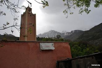 Photo: ruta bereber-primer pueblo Tamatert