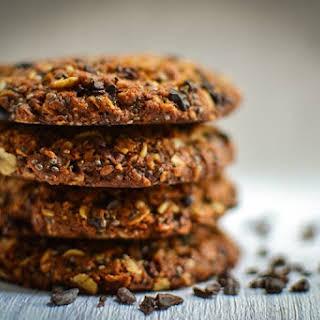 Cacao Nibs Cookies Recipes.