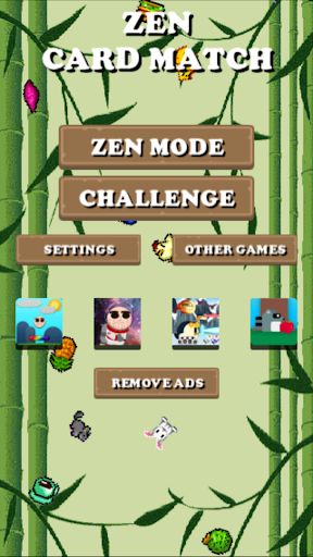 Zen Card Match No Ads