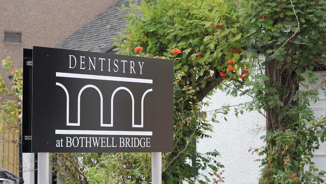 Dentistry at Bothwell Bridge