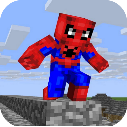Strong Spider Man Mod for MCPE