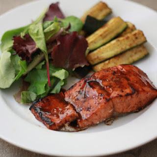 Balsamic-Lime Salmon (gf, df)