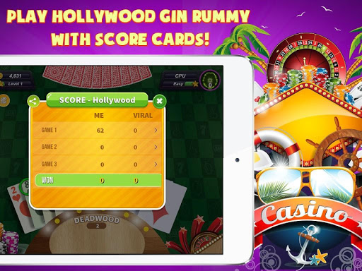 Gin Rummy Extra - GinRummy Plus Classic Card Games 1.1 screenshots 10