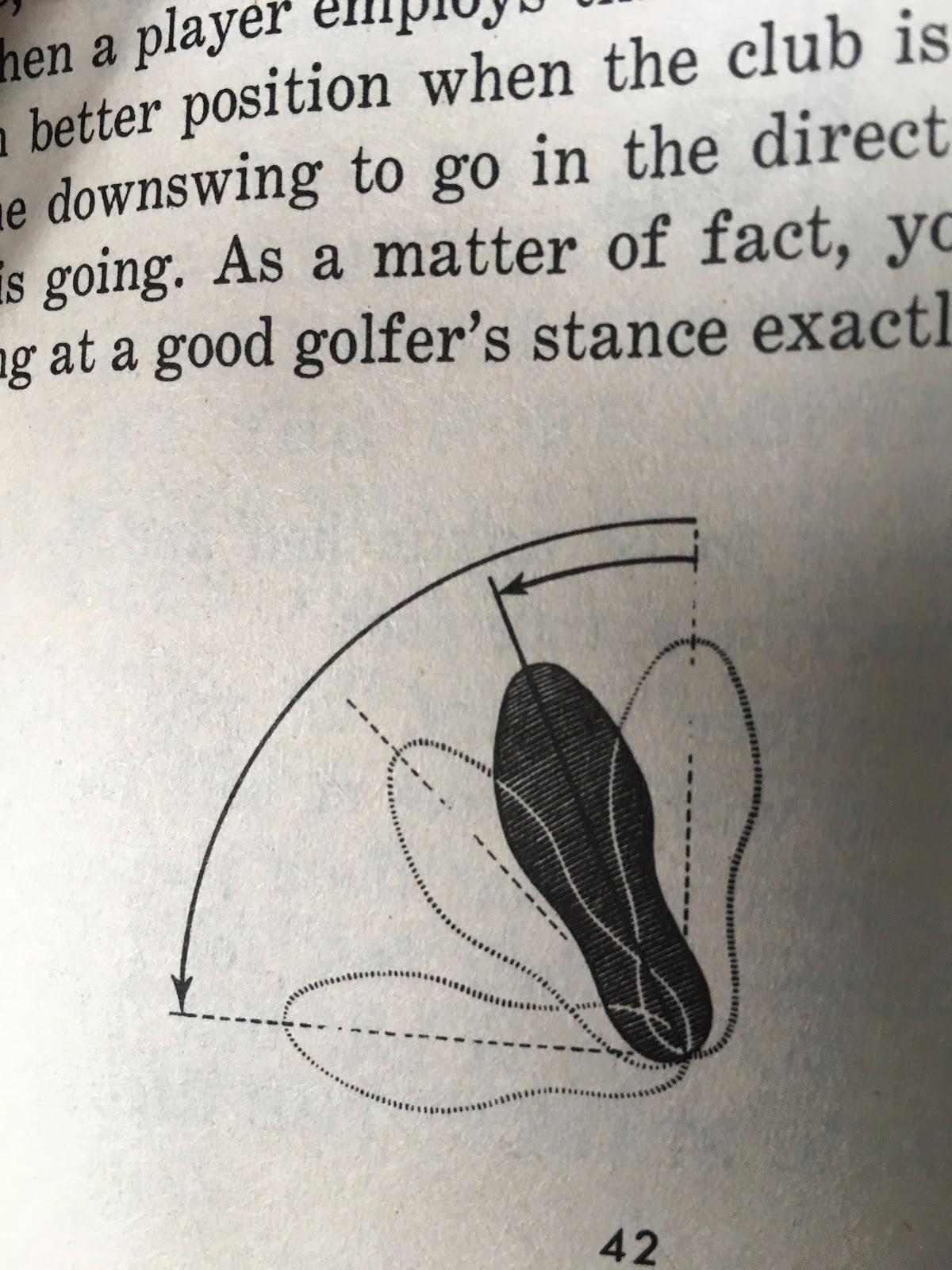 Ben Hogan's Five Lessons, (03) Stance and Posture, Notes