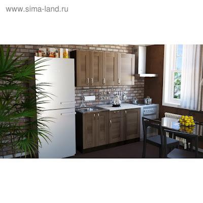 Кухонный гарнитур Кира нормал 1500