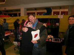 Photo: Oskar y Ainhoa, desde la Feria de Economía Solidaria