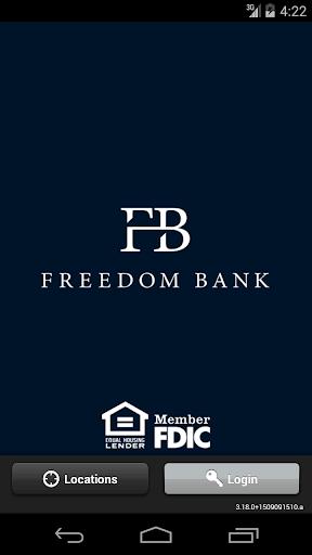 Freedom Bank Mobile