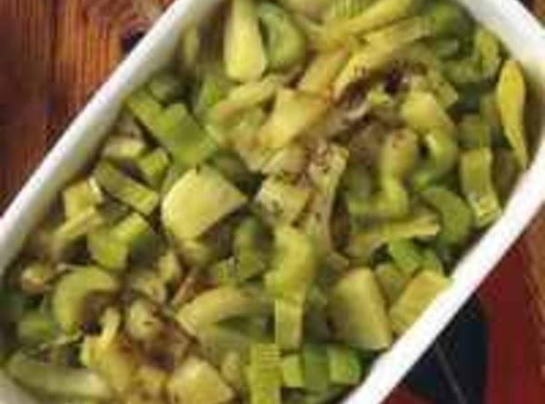 Baked Celery Recipe