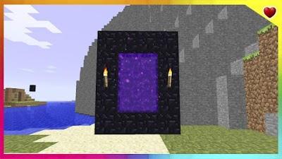 portal mods for minecraft pe