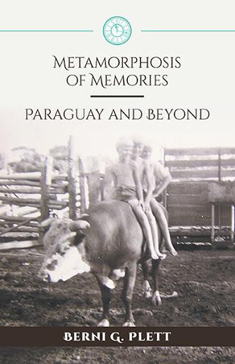 Metamorphosis of Memories cover