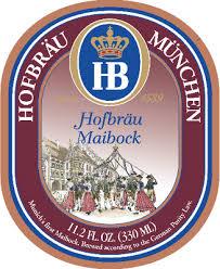 Logo of Hofbrau Maibock