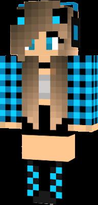 Mujer Nova Skin - Skins para minecraft pe chicas