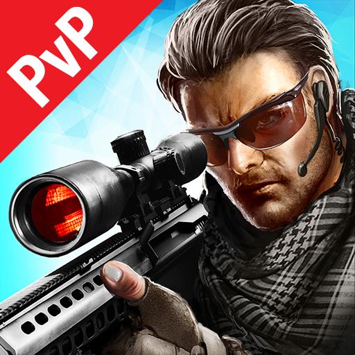 Sniper Games: Bullet Strike – Free Shooting Game
