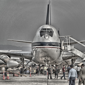 by Javad Abedinifar - Transportation Airplanes