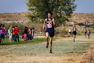 Photo: High School Boys - 2 Mile Pasco Bulldog XC Invite @ Big Cross  Buy Photo: http://photos.garypaulson.net/p903385079/e457abb1e