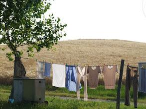 Photo: ... und so lasse ich mich einsame südtoskanische Landschaften treiben.