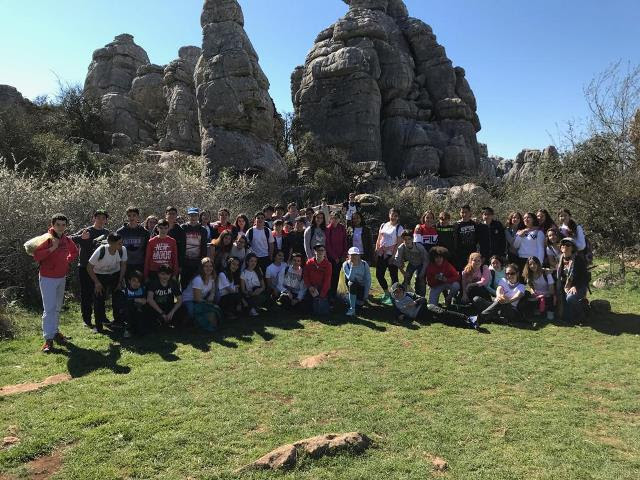 Visit to the Torcal and Gibraltar