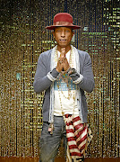 Pharrell Williams believes Africa is in his DNA.