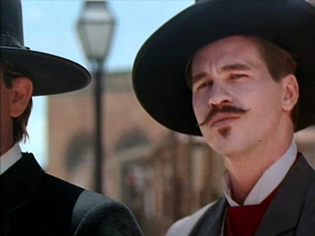 Val Kilmer Tombstone Huckleberry