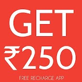Free Recharge App - Earn 250Rs