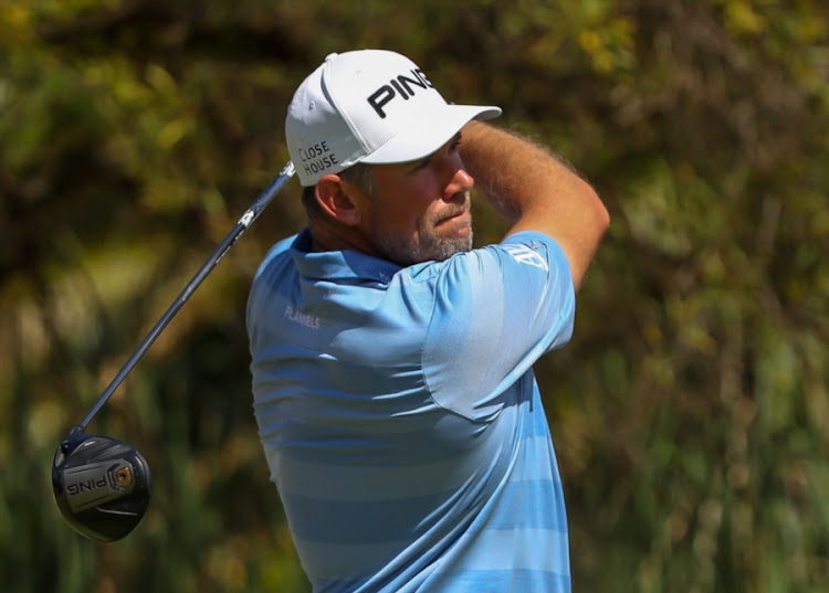 Lee Westwood is aiming high.