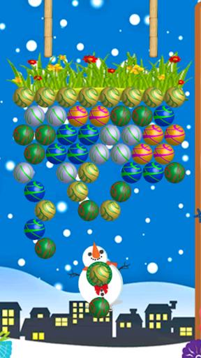 Christmas Bubble Shooter 1.0 screenshots 4