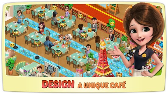 Cooking Country - Design Cafe - náhled