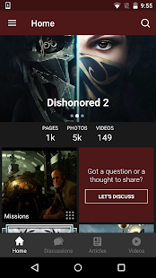 FANDOM for: Dishonored - náhled