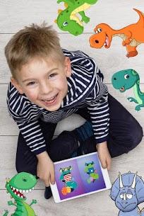 Dinosaur games – Kids game 6