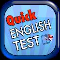 Quick English Test Premium icon
