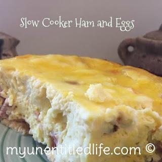 Slow Cooker Eggs Recipes