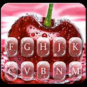 App Water Splash Cherry Keyboard Theme APK for Windows Phone