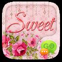 (FREE) GO SMS PRO SWEET THEME icon