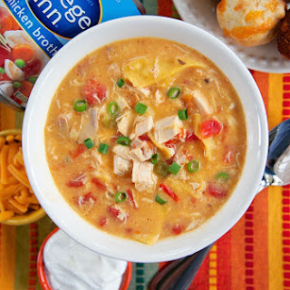 Chicken Tortilla Soup With Velveeta And Rotel Recipes