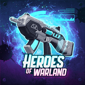 Heroes of Warland Party shooter with hero RPG! 1.8.2 by Nitro Games Oyj logo