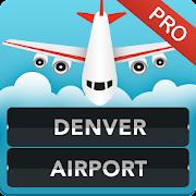 FLIGHTS Denver Airport Pro  Icon